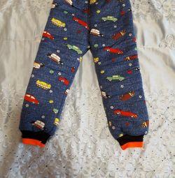 Pantaloni de iarnă / demi noi