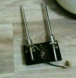 Antena folosită