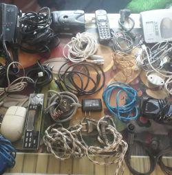 Sârmă pentru telefoane