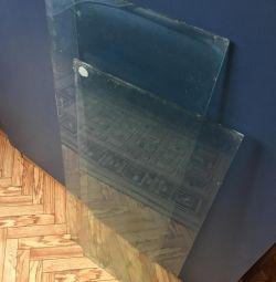 Glass 0.5cm 10pcs