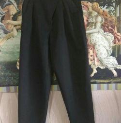 Vintage Muz Pantolon