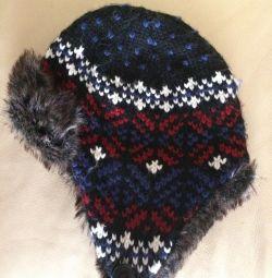Winter hat new