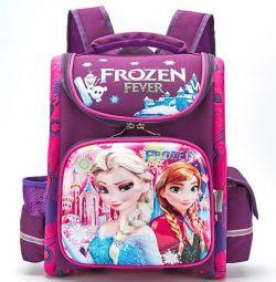 Рюкзак ранець шкільний ОРТО холодне серце
