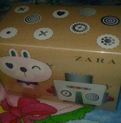 Детская туалетная вода Zara Kids