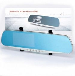 Rearview Mirror with DVR