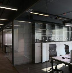 Design office și spații publice.