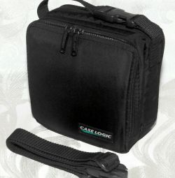 Bag for device documents CD player and other