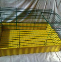 The largest cage 79 * 46 * 42cm universal