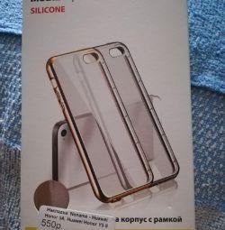 Cutie silicon pentru A5 Honor