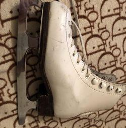 wow figure skates