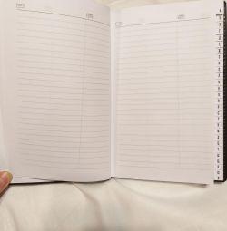 (A) notebook new