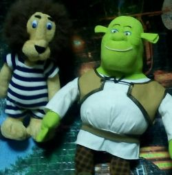 Baniface ve Shrek