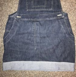Jeans sundress can be pregnant 48-50 times