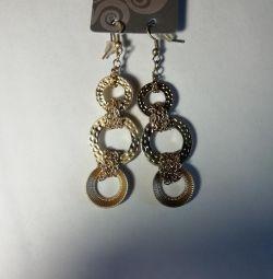Σκουλαρίκια συλλογή Lady