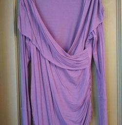 Блуза для беременных р. 48
