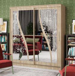 Sliding wardrobe Elegant-2