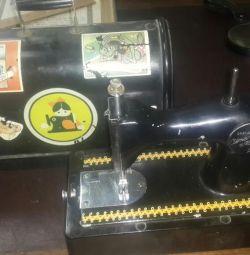 Çocuk dikiş makinası