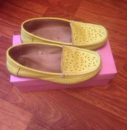 Pantofi pentru fete de dimensiune 33