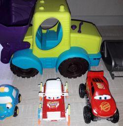 Mașini noi și folosite