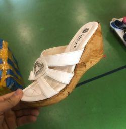 Sandals, 38 size