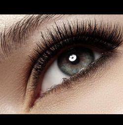 Eyelash extensions at sweet prices !!! 👄