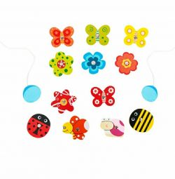 Magnetic Butterfly Fishing