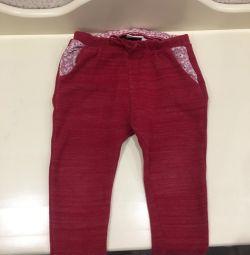 Ζαρά παντελόνια για κορίτσια