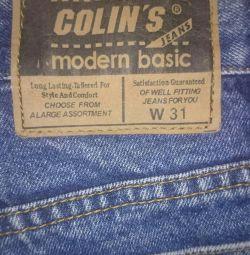 Colin's shorts
