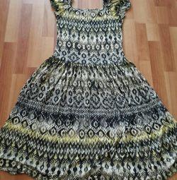 Καλοκαιρινό φόρεμα ☀ 48-50 μέγεθος