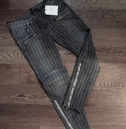 Jeans din Valmain. France.New Original