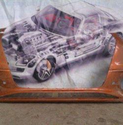 Audi Q3 2012) Μπροστινό προφυλακτήρα 8U0807437F