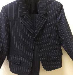 Suit pants and jacket