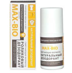 Αποσμητικό MAX-BIO Αποσκληρυντική φόρμουλα