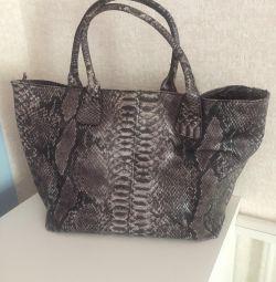 Spacious bag