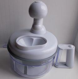 Mechanical Vegetable Cutter
