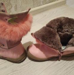 Μπότες για κορίτσια 26 μέγεθος
