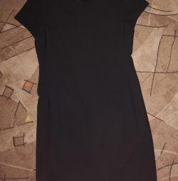 Dress black Zara size 46