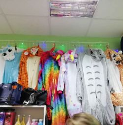 Costume pentru pijamale Kigurumi