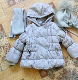 Μπουφάν TEX- μωρό