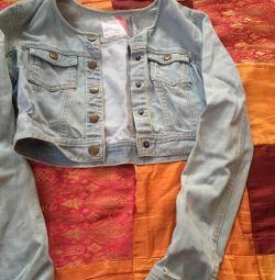 Jeans Windbreaker
