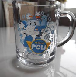 Polly Robocar Mug