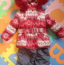 Winter overalls BILEMI