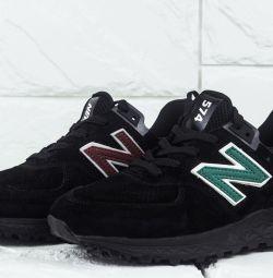 Sneakers New Balance 574 suede art 502010