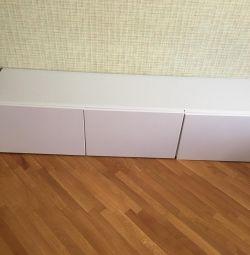 Shelf for TV glass, transformer