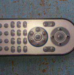 Remote for portable