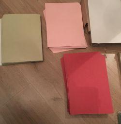230 gram A4 karton yoğunluğu