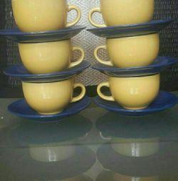 Tea set- Florentina.ceramics.Spain