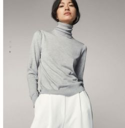 New turtleneck, massimo dutti shoulder assemblies