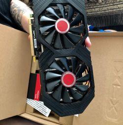 Κάρτα γραφικών Radeon RX 580. Εμπόριο