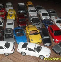 Mașini model